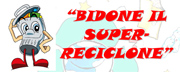 BIDONE IL SUPER-RECICLONE